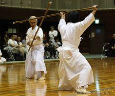 Hōzōin-ryū Takada-ha Sōjutsu / 宝蔵院高田派槍術 | Richard | Flickr