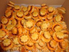 Fotorecept: Slané pečivo Macaroni And Cheese, Shrimp, Pizza, Vegetables, Ethnic Recipes, Food, Nordic Interior, Basket, Food Recipes