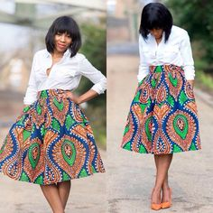 NEW Alibaba Skirt by THEAFRICANSHOP on Etsy https://www.etsy.com/listing/224001098/new-alibaba-skirt