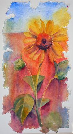 Watercolor Paintings « Marilee Ford, Plein Air Painter, Watercolor and Oil Paintings