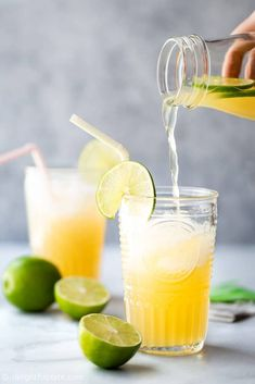 Vietnamese Lime Iced Tea (Tra Chanh Hanoi) is a refreshing drink that is well-loved by young people in Hanoi, Vietnam. Very simple and easy to make at home.