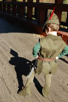 Toddler Peter Pan Costume