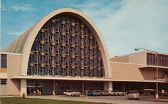 Moisant Airport, New Orleans,1960s