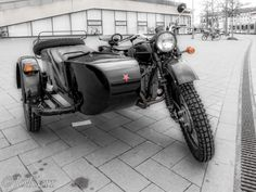 Photograph Ural Motorcycle by Jo Kerr on 500px