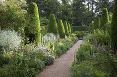 Hidcote, photo: National Trust Images/Jonathan Buckley via the WSJ