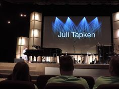 Media Maven Series Spotlight: Juli Tapken Bringing Characters to Life that Bring People to Christ How did you start acting? (Are you professionally trained or on the go learned?)   From as early …