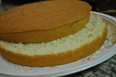 Um Pão de Ló Fácil, bastante fofinho e saboroso para seus bolos ficarem ainda mais irresistíveis. Confira! Veja Também: Pão de Ló com 3 Ingredientes Veja T