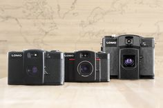 LC-A Family Medium Format Camera, Lomography, Usb Flash Drive, Usb Drive