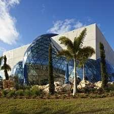 Hilton St. Petersburg Bayfront Hotel, FL - Dali Museum