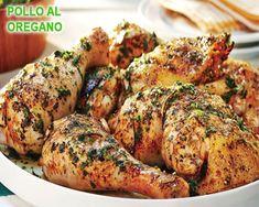 Pollo al orégano el más delicioso!