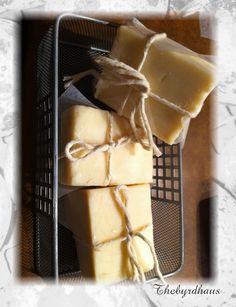 La Casa Di Byrd: Making Homemade Soap with Mom