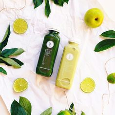 Drink your G R E E N S / / A Pressed Juices Greens - They are Positively Life Changing (Photo via @steph_kramer)