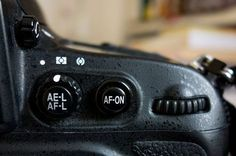 MP # Why the AF-ON (rear focus) button will change your life ,
