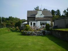 Old Station House B&B, Bridge of Dee, Castle Douglas, Dumfries & Galloway, Scotland. Bed and Breakfast. Accepts Dogs and Small Pets. #WeAcceptPets. PetFriendly. Holiday. Travel. Walks. Day Out. Dog Friendly.