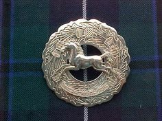 The Royal Scots Dragoon Guards Piper's Plaid brooch Scotland Kilt, Tam O' Shanter, Stewart Tartan, Scottish Plaid, Scottish Fashion, Highlanders, Cold Steel, My Heritage, Military History