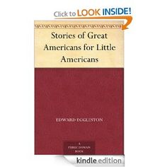 Free Kindle Books: 10 American History Classics | Free Homeschool Deals