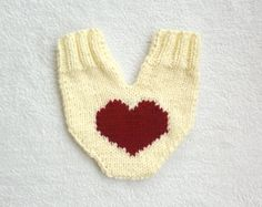 Couples glove Lovers mitten for him and her by KnitterPrincess, $24.00 i can haz pleeeze????