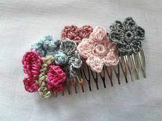 Little Treasures: Crochet Butterfly - free pattern