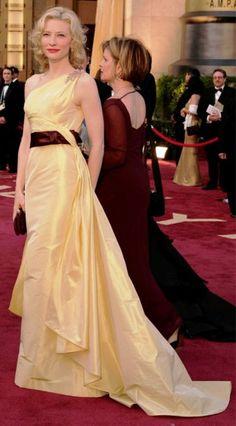 Cate Blanchett in Valentino, 2005