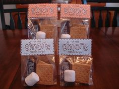 s'mores toppers