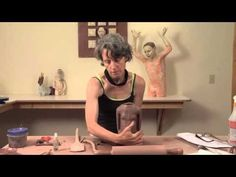 Two Simple Ways to Get Started on Sculpting a Bust - YouTube