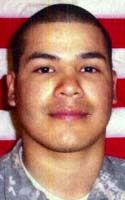 Army Spc. Alexis V. Maldonado  Died August 21, 2010 Serving During Operation Enduring Freedom  20, of Wichita Falls, Texas; assigned to 20th Engineer Battalion, 36th Engineer Brigade, Fort Hood, Texas; died Aug. 21 at Kandahar Air Field, Afghanistan, of wounds sustained when insurgents attacked his unit using small-arms fire in Zhari province, Afghanistan.