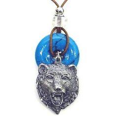 Native American Indian Inspired Bear Head Necklace Pendant Women's Men's Jewelry V.S. Pendants and Necklaces. $15.99. Native American Indian Inspired Bear Head Necklace Pendant Women's Men's Jewelry