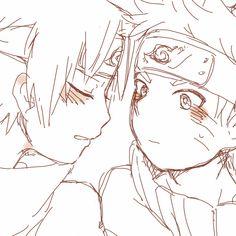 Q fo fo Naruto Shippuden Sasuke, Naruto And Sasuke Kiss, Kakashi Sensei, Naruto Sasuke Sakura, Shikamaru, Boruto, Sasunaru, Narusasu, Funny Naruto Memes