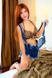 Gorgeous Thai girl working as escort model in Bangkok