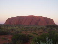 Uluru - Sunset Sequence 3.
