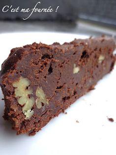 C'est ma fournée ! : Le meilleur brownie du monde...