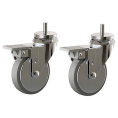 Rill Locking Caster Gray Diy Filing Cabinet Repurpose