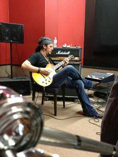 Jeff Tea Party, Studio, Musicians, Studios, Tea Parties, Studying