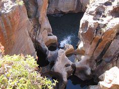 God's Window Potholes, Blyde River Canyon, South Africa