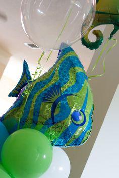 Great Gatherings: Mason's Ocean Reef Party