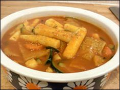 Ddukbokki (Traditional Korean Soup)