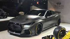 Infiniti představilo koncept Project Black S - Garáž. Infiniti Q50 Sport, Nissan Infiniti, Infinity Suv, Datsun Car, Hype Shoes, Latest Cars, Sport Cars, Peugeot, Luxury Cars