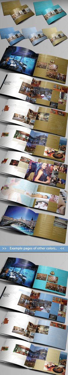 UNIQUE HOTEL BROCHURE. Get it customized as per your needs in only $40.00  http://www.devloopers.com/design/brochures/informational-brochures/unique-hotel-brochure