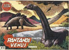Dinosaurios extraterrestres en la España de Franco | Dino Science