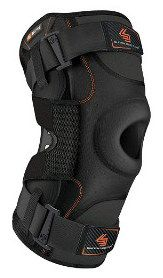 a8db4786cf Hinged Knee Brace- Shock Doctor Maximum Support Compression Knee Brace -  For ACL:PCL