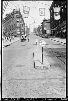 Third and Yesler, 1928