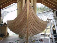 Image result for longship construction