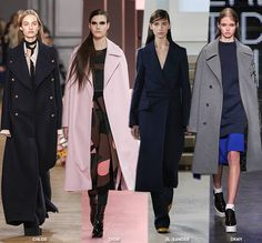 Fall-Winter 2015-16 trends I'm looking forward to wear - Blue is in Fashion this Year