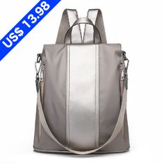 Multifunction Waterproof Women's Backpack Simple Shoulder Bags,fashion,vova,cheap,casual,trend,discount. Casual Trends, Luggage Bags, Women's Backpack, Backpacks, Shoulder Bags, Simple, Fashion, Mobile Phones, Baby Born