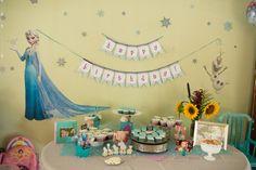 Frozen Birthday Fun!   Simply Real Moms