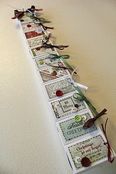 Scrapping Mommy: A Countdown To Christmas with SRM Stickers