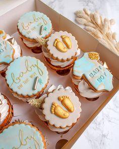 Cupcakes, Baby Shower, Babyshower, Cupcake Cakes, Baby Showers, Cup Cakes, Muffin, Cupcake