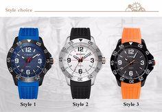 CURREN Men Sport Military Watch Royal Watches