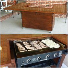 Hibachi table / Bar