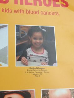 DONATE TO HELP MY FRIEND KAITLYN SHE HAS BEEN DIAGNOSED WITH LEUKEMIA ON HER LEG AND IT HAS NOW SPREAD OUT TO HER HIP. SHE NEEDS YOUR SUPPORT HELP HER  BY CLICKING ON THE LINK http://events.lls.org/pages/sctx/PalmviewHighSchool/GisselleGonzalez